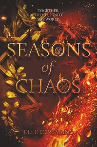 [Seasons Of The Storm: Book 2: Seasons Of Chaos (Hardcover) (Product Image)]