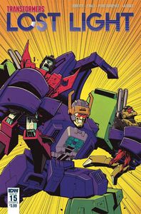 [Transformers: Lost Light #15 (Cover B Roche) (Product Image)]