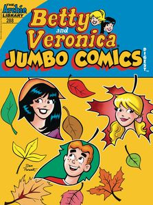 [Betty & Veronica: Jumbo Comics Digest #288 (Product Image)]
