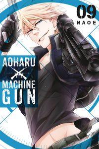[Aoharu X Machinegun: Volume 9 (Product Image)]