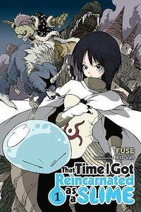 [That Time I Got Reincarnated As Slime: Light Novel: Volume 1 (Product Image)]