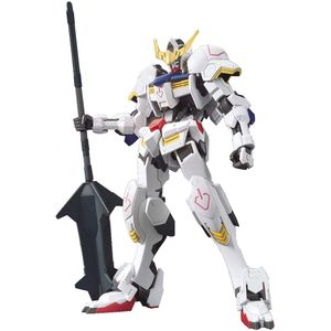 [Gundam HG: Model Figure: Gundam Barbatos 1/144 (Product Image)]