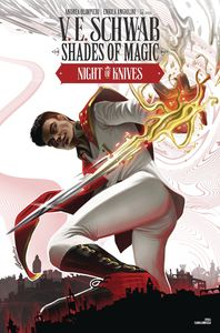 [Shades Of Magic #5 (Cover A Ianiciello) (Product Image)]
