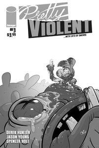 [Pretty Violent #3 (Product Image)]