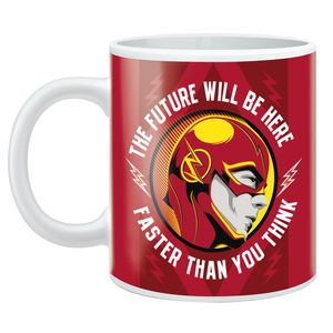 [Flash: Mug: The Future Will Be Here (Product Image)]