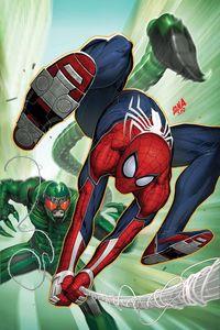 [Spider-Man: City At War #5 (Nakayama Variant) (Product Image)]