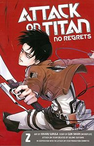 [Attack On Titan: No Regrets 2 (Product Image)]