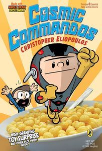 [Cosmic Commandos (Product Image)]