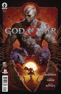 [God Of War: Fallen God #1 (Product Image)]