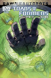 [Transformers: Robots In Disguise #33 Dawn Of The Autobots (Product Image)]