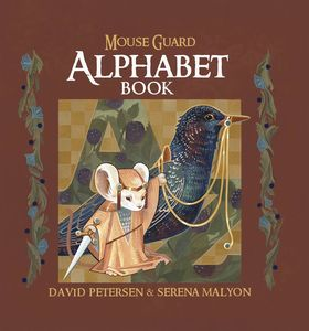 [Mouse Guard: Alphabet Book (Hardcover) (Product Image)]