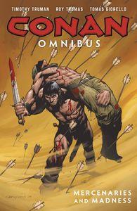 [Conan: Omnibus: Volume 4 (Product Image)]
