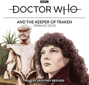 [Doctor Who & The Keeper Of Traken: 4th Doctor Novelisation (Product Image)]