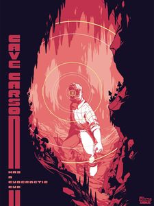 [Cave Carson Has A Cybernetic Eye #12 (Variant Edition) (Product Image)]