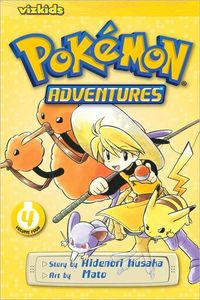 [Pokemon: Adventures: Volume 4 (2nd Edition) (Product Image)]