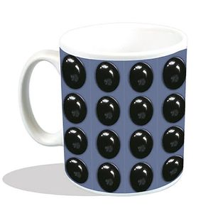 [Doctor Who: Mug: Dalek Pattern (Product Image)]