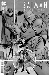 [Batman: The Adventures Continue #2 (Product Image)]