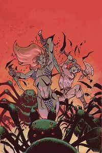 [Killing Red Sonja #3 (Castro Virgin Variant) (Product Image)]