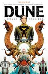 [The cover for Dune: House Atreides: Volume 1 (Hardcover)]