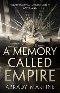 [A Memory Called Empire (Hardcover) (Product Image)]