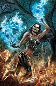 [Grimm Spotlight: Mystere Voodoo Dawn (Cover A Igor Vitorino) (Product Image)]