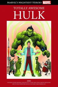 [Marvels Mightiest Heroes: Volume 110: Totally Awesome Hulk (Product Image)]