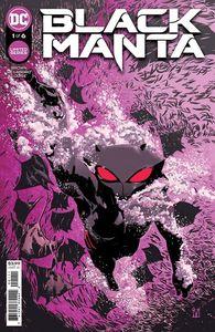 [Black Manta #1 (Cover A Valentine De Landro) (Product Image)]