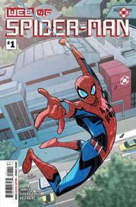 [Web Of Spider-Man #1 (Product Image)]