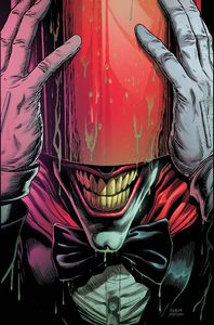 [Batman: Three Jokers #1 (Red Hood Premium Variant) (Product Image)]