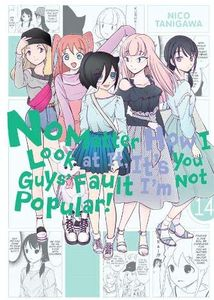 [No Matter How I Look At It, It's You Guys' Fault I'm Not Popular: Volume 14 (Product Image)]