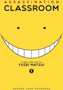 [Assassination Classroom: Volume 1 (Product Image)]