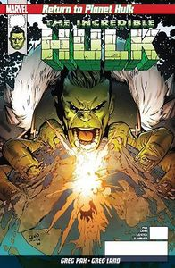 [The Incredible Hulk: Return To Planet Hulk (UK Edition) (Product Image)]