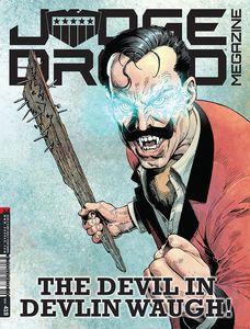 [Judge Dredd Megazine #419 (Product Image)]