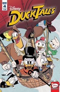[Ducktales #4 (Cover B Ghiglione) (Product Image)]