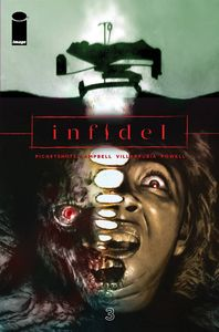 [Infidel #3 (Cover A Campbell & Villarrubia) (Product Image)]