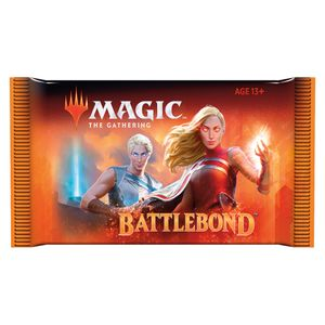 [Magic The Gathering: Booster Pack: Battlebond (Product Image)]