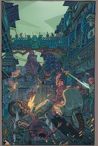 [Arkworld #1 (Cover B Harris) (Product Image)]