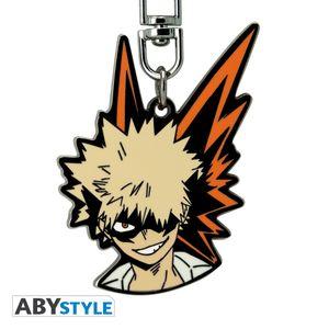 [My Hero Academia: Keychain: Bakugo (Product Image)]