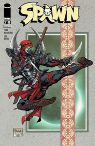 [Spawn #310 (2nd Printing) (Product Image)]