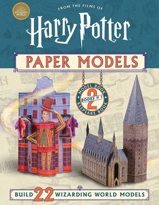 [Harry Potter: Paper Models (Hardcover) (Product Image)]