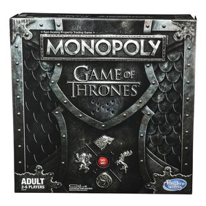 [Game Of Thrones: Monopoly (Product Image)]