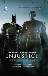 [Injustice: Gods Among Us: Volume 2 (Hardcover) (Product Image)]