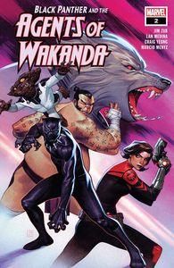 [Black Panther & Agents Of Wakanda #2 (Product Image)]