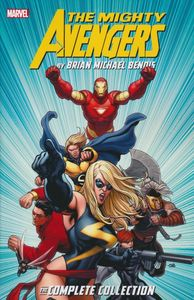 [Mighty Avengers: By Bendis: Complete Collection (Product Image)]