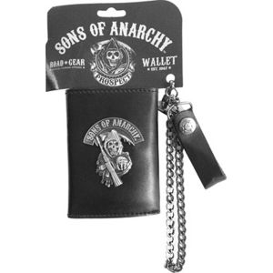 [Sons Of Anarchy: Wallet And Chain (Product Image)]