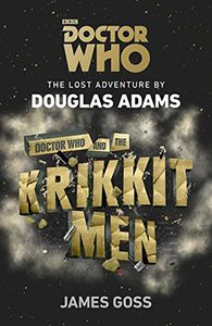 [Doctor Who & The Krikkitmen (Hardcover) (Product Image)]