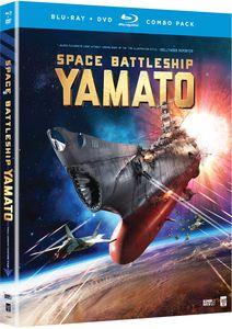 [Space Battleship Yamoto: Combo Pack (Blu-Ray/DVD) (Product Image)]