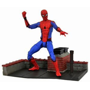 [Spider-Man Homecoming: Marvel Select Action Figure: Spider-Man (Product Image)]