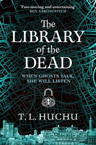 [Edinburgh Nights: Book 1: The Library of the Dead (Product Image)]