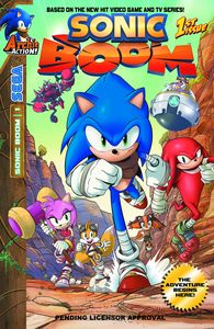 [Sonic Boom #1 (Product Image)]